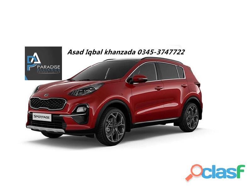 Get a kia sportage 2020 on easy monthly installment