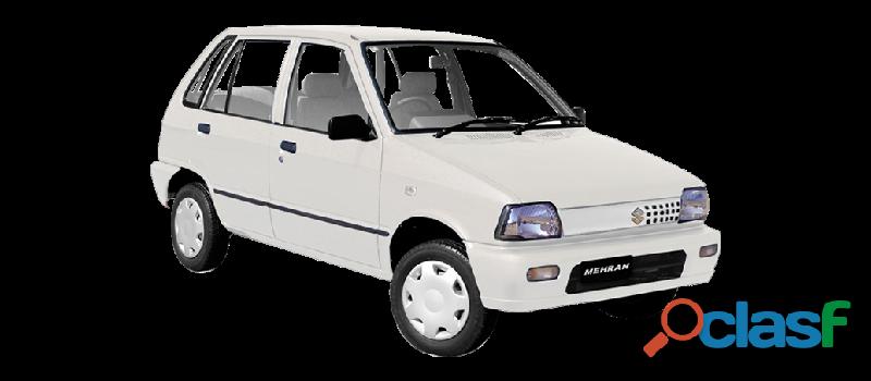 Suzuki Mehran 2019