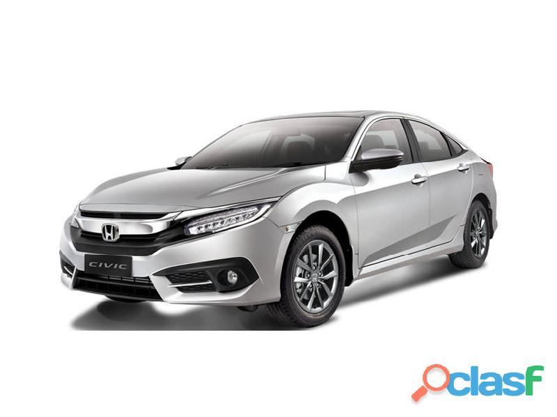 Get honda civic on easy monthly instalments