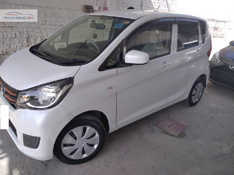 Mitsubishi ek wagon g safety package 2017