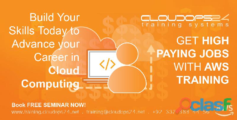 Amazon Web Services (AWS) Cloud Computing Hands on Training Course