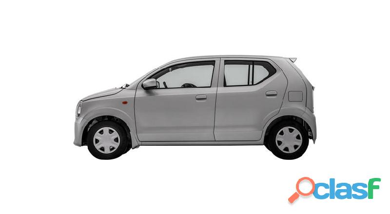 Get suzuki alto on easy installments