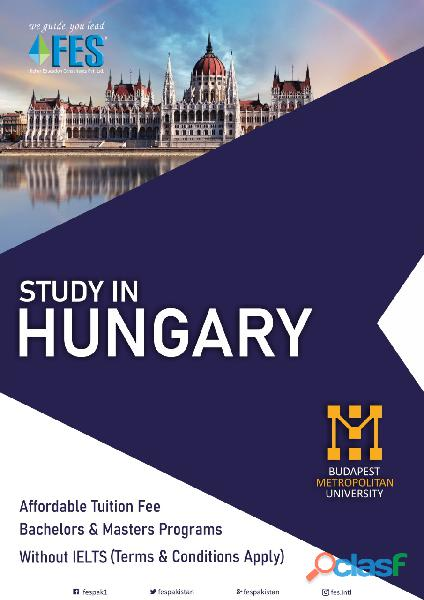 Study Abroad With FES Higher Education Consultants Pvt. Ltd. //../. 2