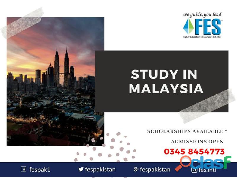 Study Abroad With FES Higher Education Consultants Pvt. Ltd. //../. 3