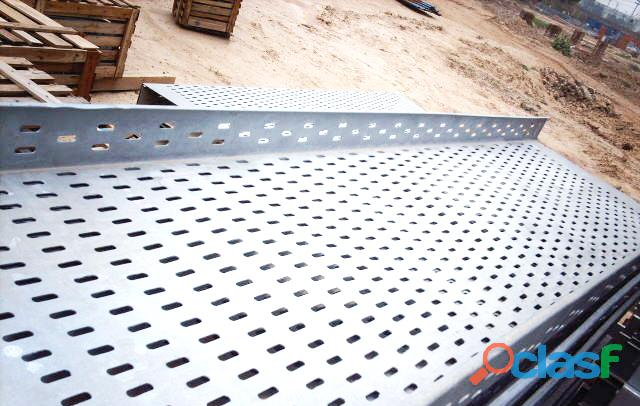 Cable Trays & Accessories in low price from alfazal engineering