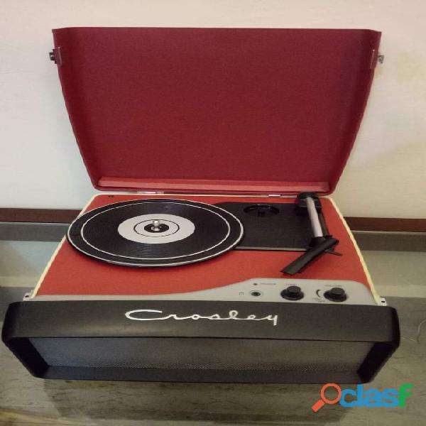 Crosley beautiful gramophone turntable record player