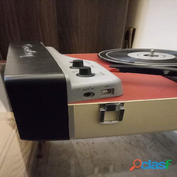 CROSLEY Beautiful Gramophone turntable Record Player 3