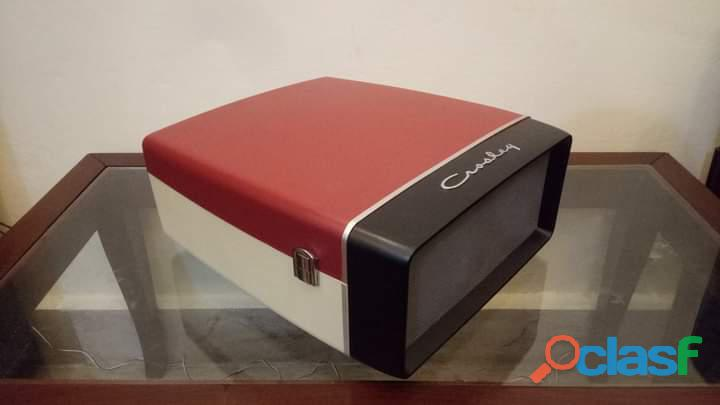 CROSLEY Beautiful Gramophone turntable Record Player 7