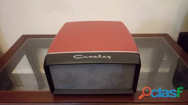 CROSLEY Beautiful Gramophone turntable Record Player 8