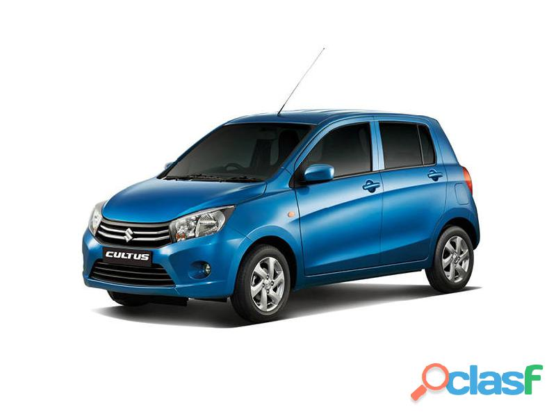 Get suzuki cultus 2020 on easy monthly instalments
