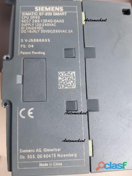 Siemens S7 200 Smart PLC 1