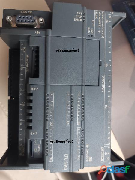 Siemens S7 200 Smart PLC 2