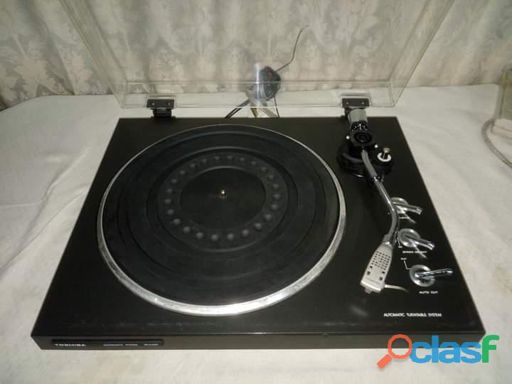 Toshiba automatic system sr a230 turntable gramophone record player