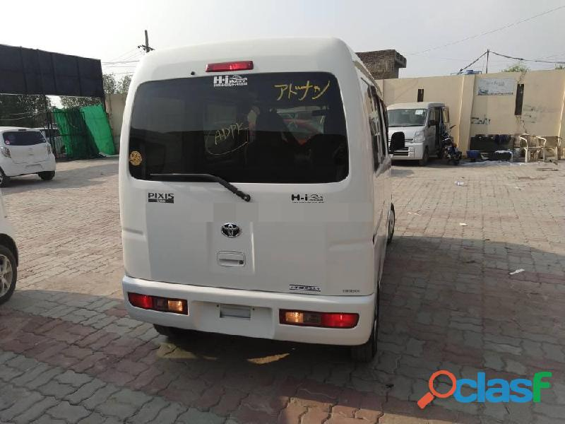Toyota pixis van 2015 now available in easy monthly installment