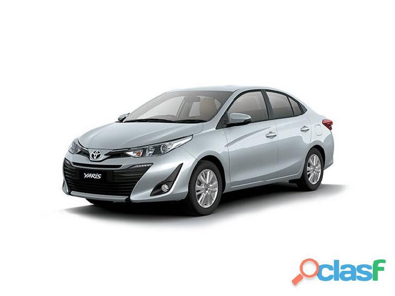 Toyota yris on easy instalments