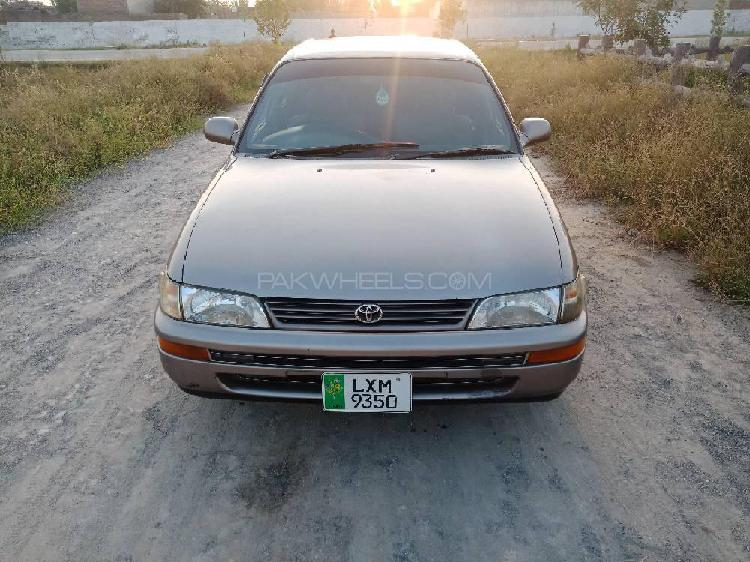 Toyota corolla 2.0d limited 1999