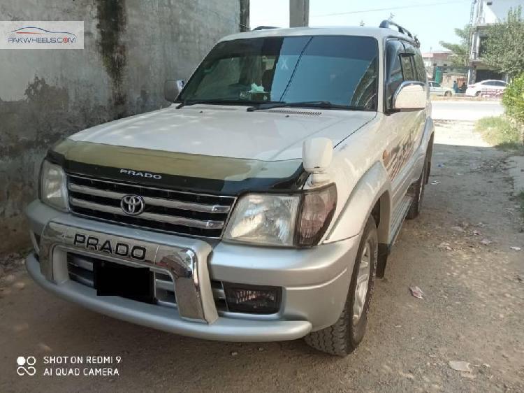 Toyota prado tx 3.0d 2001