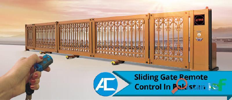 Automatic sliding doors / Automatic gate / Swing gates / Sliding door 3
