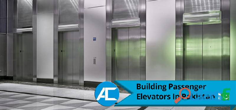 Building lift / Small home lifts / Panoramic lift 1