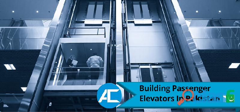 Building lift / Small home lifts / Panoramic lift 3
