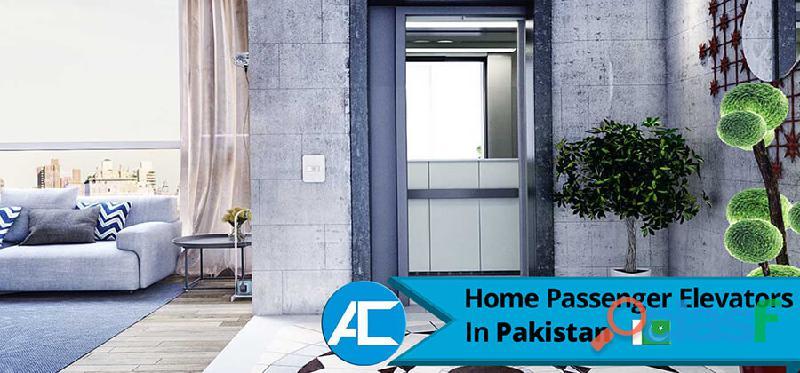 Passenger Lift / Hydraulic Home elevator / Hydraulic cargo lifts