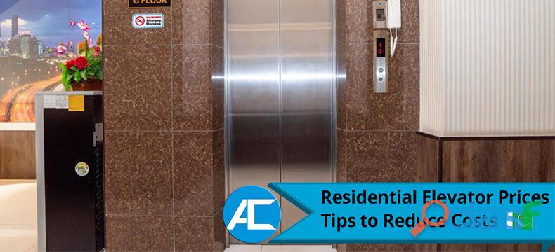 Residential elevators / House elevator / Glass lift 1