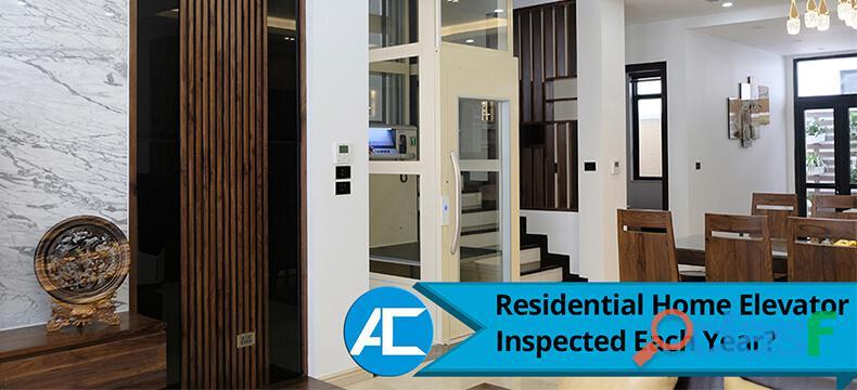 Residential elevators / House elevator / Glass lift 4