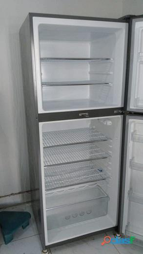 The amazing Changhong Ruba 14 cubic feet Glass Door refrigerator in mint condition and amazing pri 4
