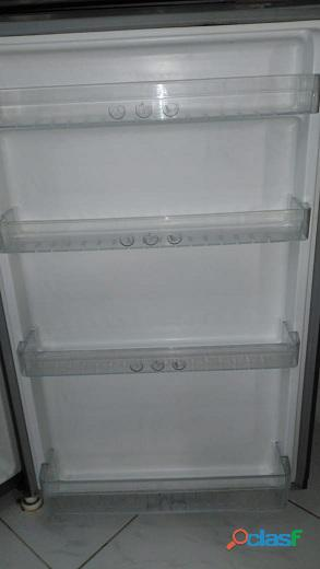 The amazing Changhong Ruba 14 cubic feet Glass Door refrigerator in mint condition and amazing pri 7