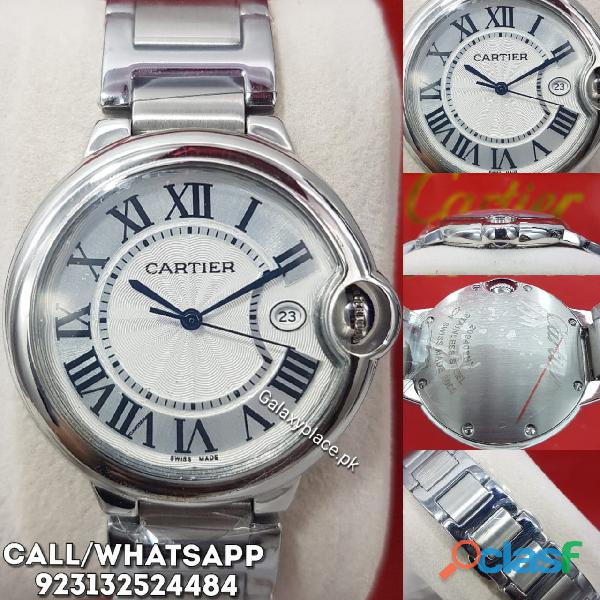 Cartier ballon bleu de ladies watch
