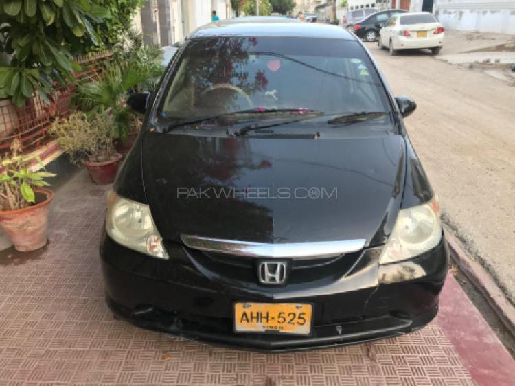 Honda city i-dsi vario 2005