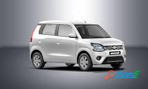 Now get suzuki wagon r on easy installments.