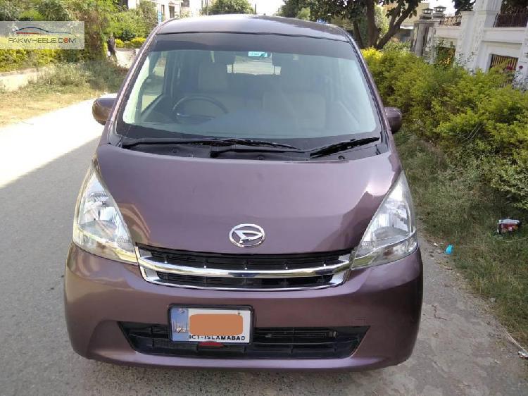 Daihatsu move custom g 2012