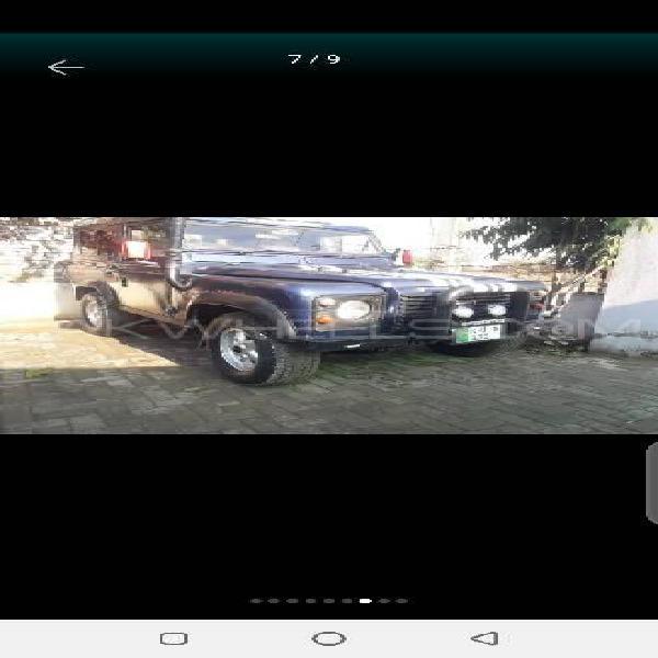 Land rover defender 90 sw 1978