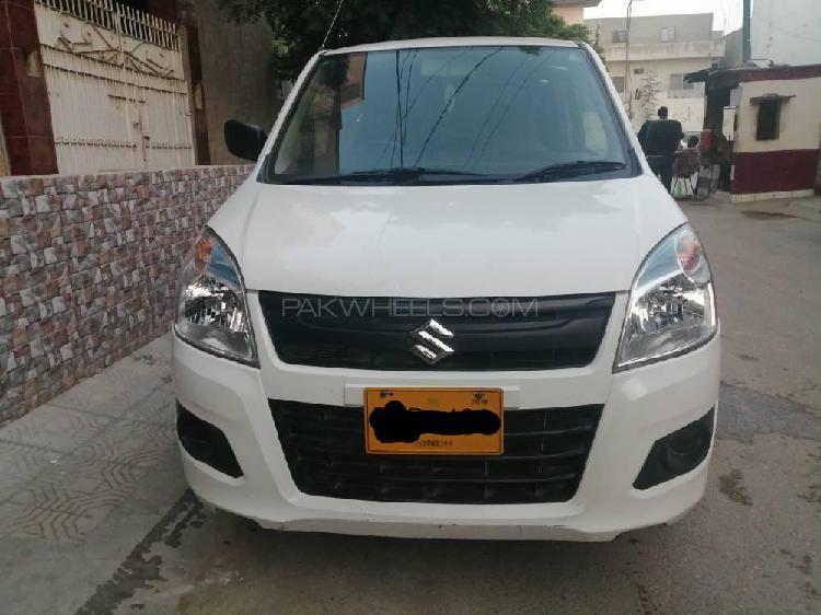 Suzuki wagon r vxr 2018