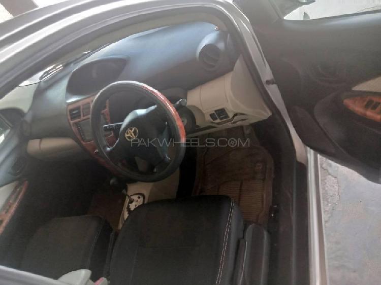 Toyota belta x 1.3 2006