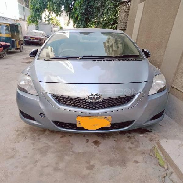 Toyota belta x business a package 1.0 2010