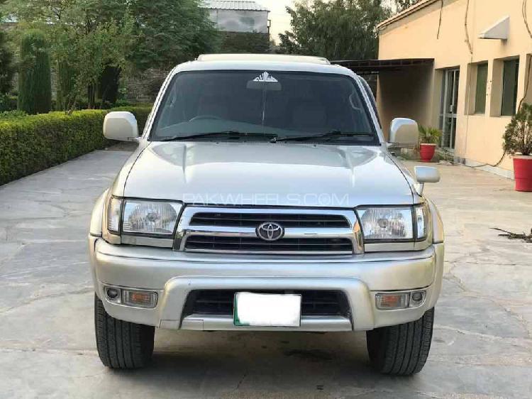 Toyota surf ssr-x 2.7 2000