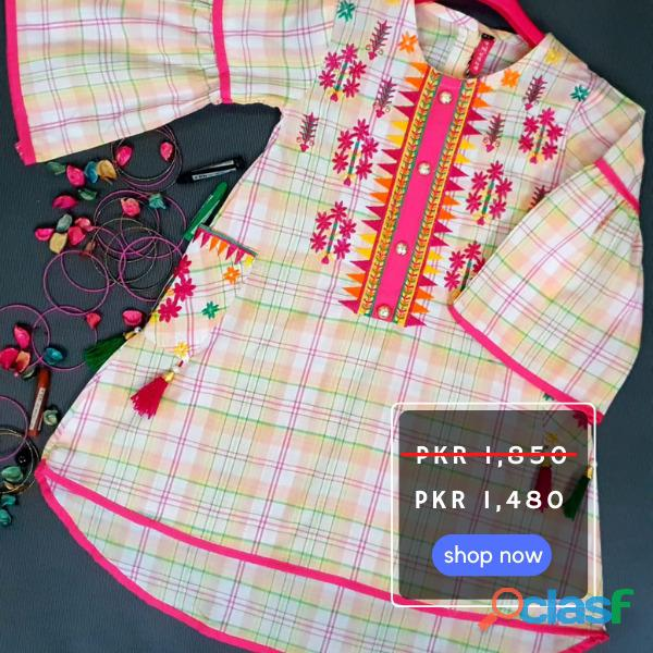 Girls Kurties For Sale 4