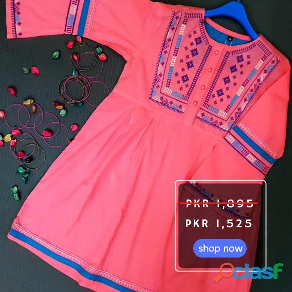 Girls Kurties For Sale 3
