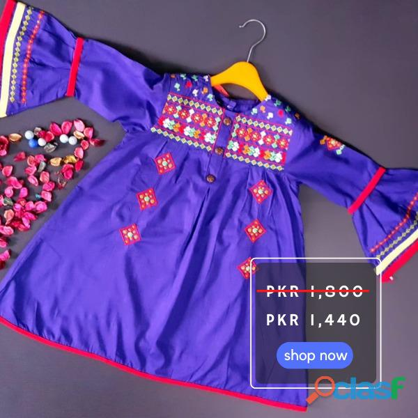 Girls Kurties For Sale 1