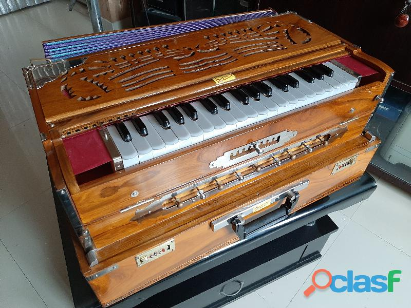 Scale Changer Indian Harmonium Brand New