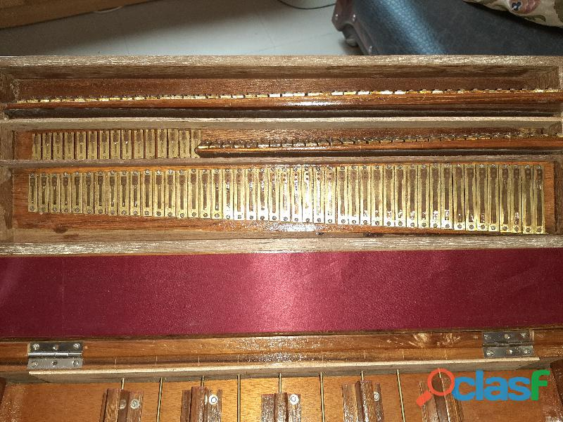 Scale Changer Indian Harmonium Brand New 2