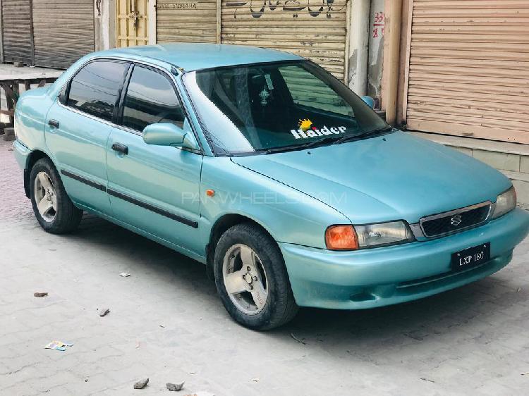Suzuki baleno gti 1.6 2000