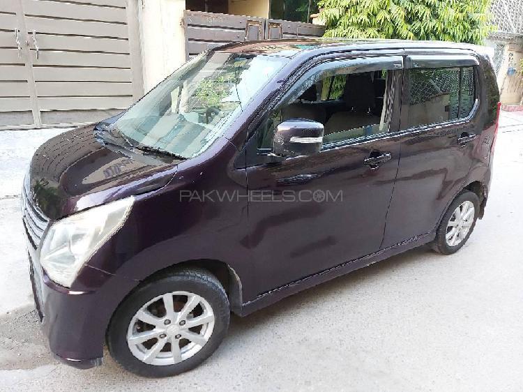 Suzuki wagon r fx idling stop 2012