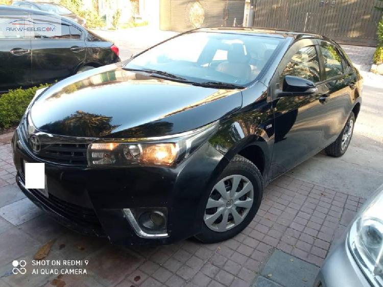 Toyota corolla gli automatic 1.3 vvti 2014