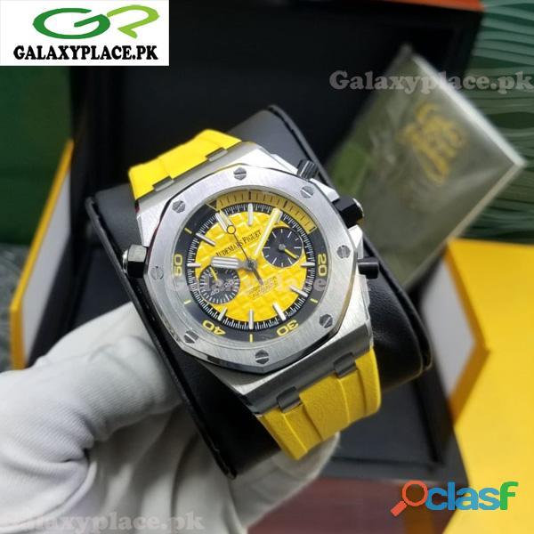Audemars piguet royal oak offshore diver chronograph watch galaxyplace