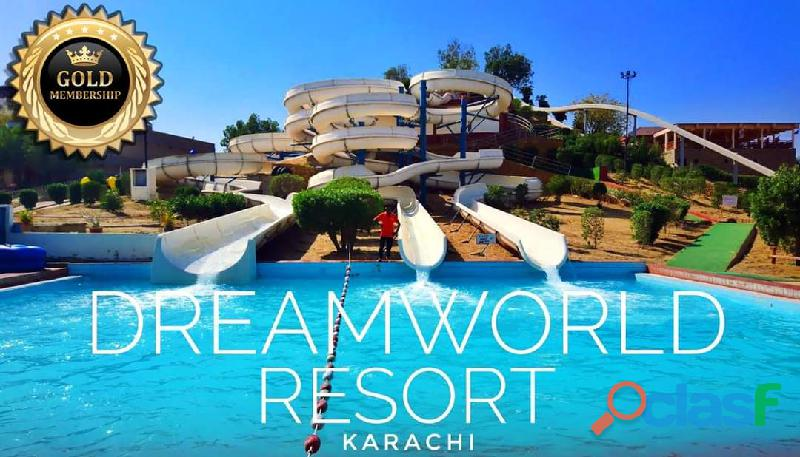 Dreamworld Membership For Sale