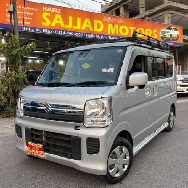 Suzuki every wagon jp turbo 2015