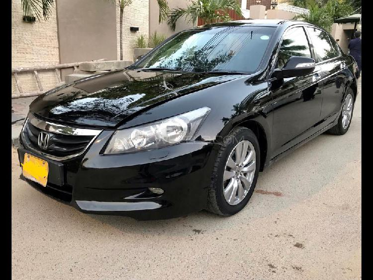 Honda accord type s advance package 2010